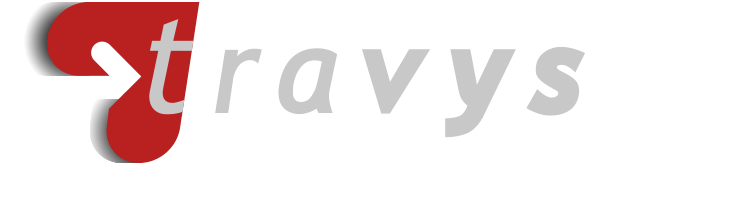 Travys home logo